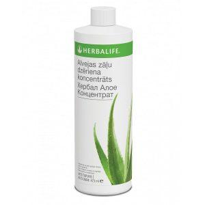 Herbalife klasikinio skonio augalinis alavijų koncentratas Herbal Aloe
