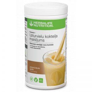 Herbalife Formula 1 pikantiškų obuolių baltyminis kokteilis