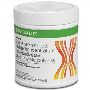 Herbalife Formula 3 baltyminis mišinys