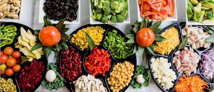Įvairesnė subalansuota mityba